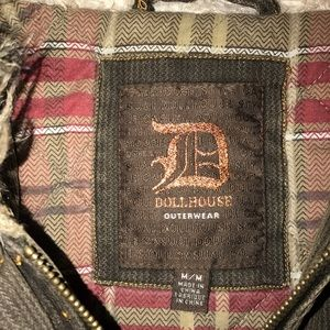 Dollhouse Jackets & Coats - Dollhouse Jacket size M